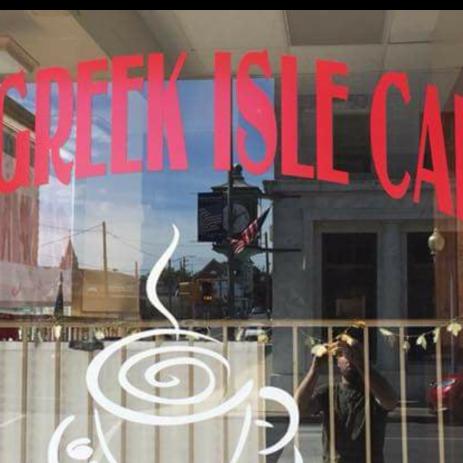 Greek Isle Cafe